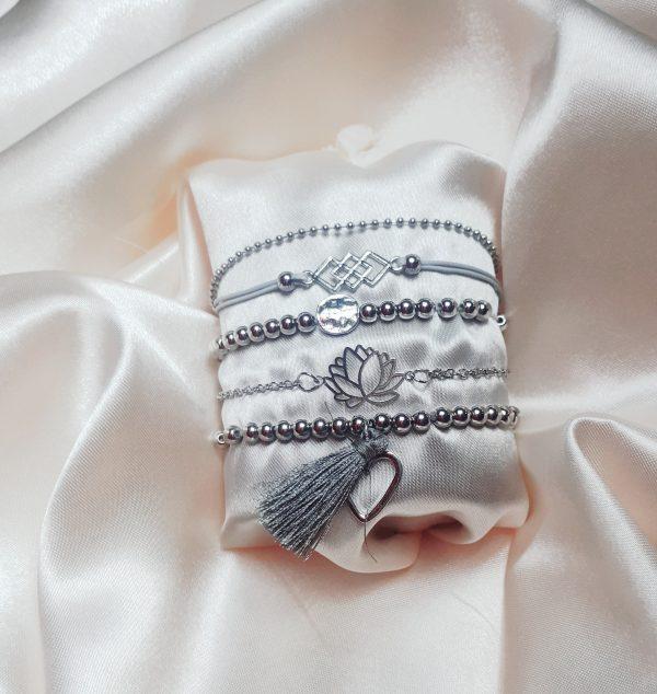 boho charm bracelets