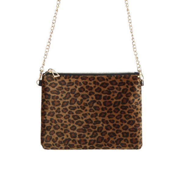 tas soft leopard print