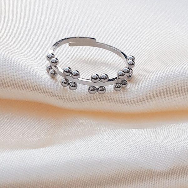 bali ring silver