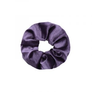 scrunchie sweet velvet paars