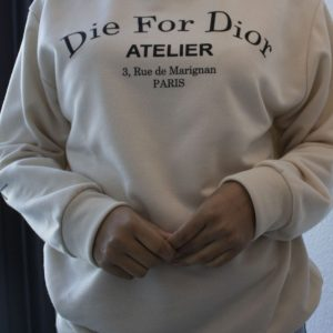 Die for D/or Sweater beige