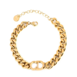 Chr!st!an d!or bracelet gold
