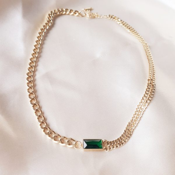 elegance chain necklace