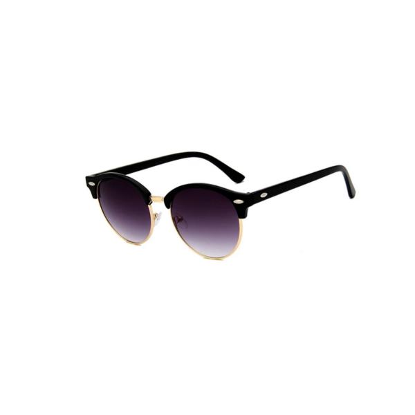 retro sunglasses black/grey