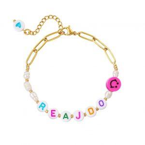 Smiley Jadore Bracelet