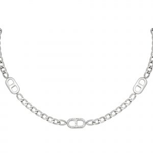 filou necklace silver