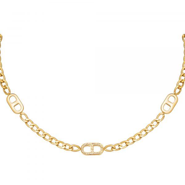 filou necklace gold