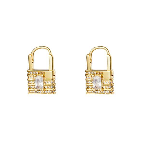 valuable earrings gold