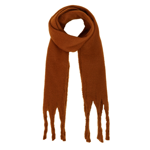 sjaal brown