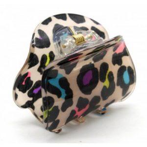 haarklem colorleopard