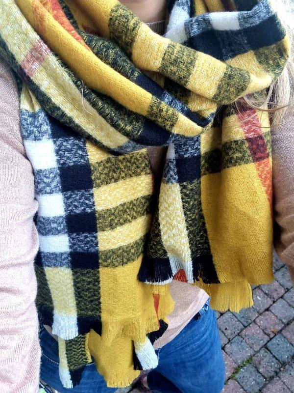 sjaal london vibes