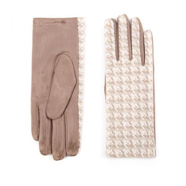 handschoenen pied de poule