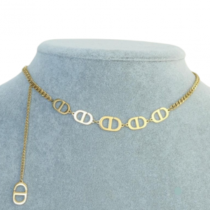 celine necklace gold